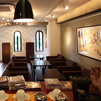 「CAFE Nardis」Jazz cafe