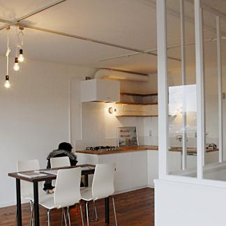 T様邸「CAFEみたいな家に住みたい」