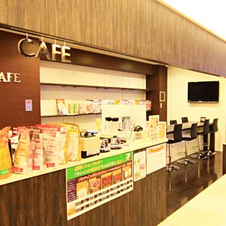 「フィットネス&スパ VIVA板宿」cafe bar